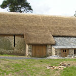Thatched Building